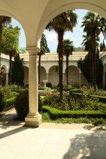 Итальянский дворик Ливадии