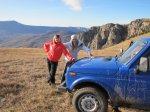 Джип-тур по горе Демерджи